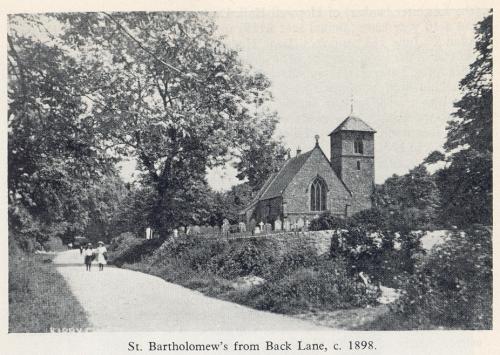 St Bartholomews Church, Kirby Muxloe