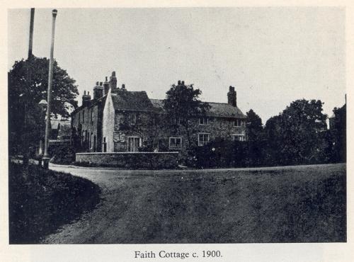 Faith Cottage, Kirby Muxloe