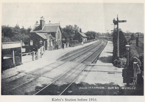 Kirby Station pre-1916