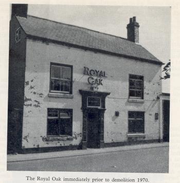 The Royal Oak - 1970